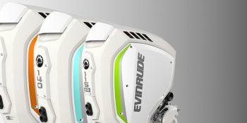 Lancement des nouveaux Evinrude G2 115HO, 140 et 150CV.