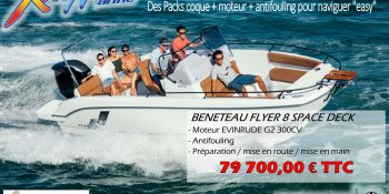 "Xtrem Marine lance les packs ""Easy Sail"""